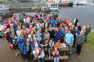 Lough Key Boat boat regatta 2015
