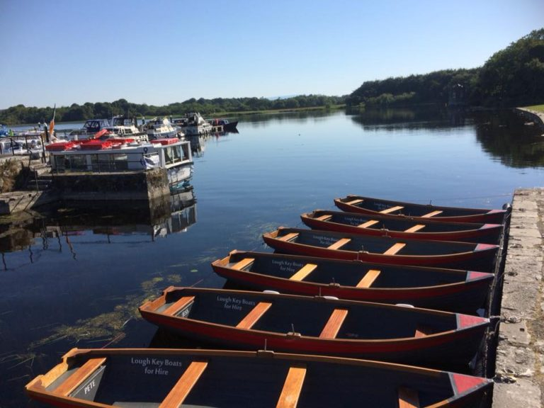 Boats For Hire Lough Key